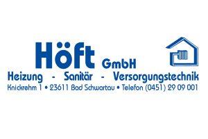 Höft GmbH Heizung - Sanitär - Versorgungstechnik